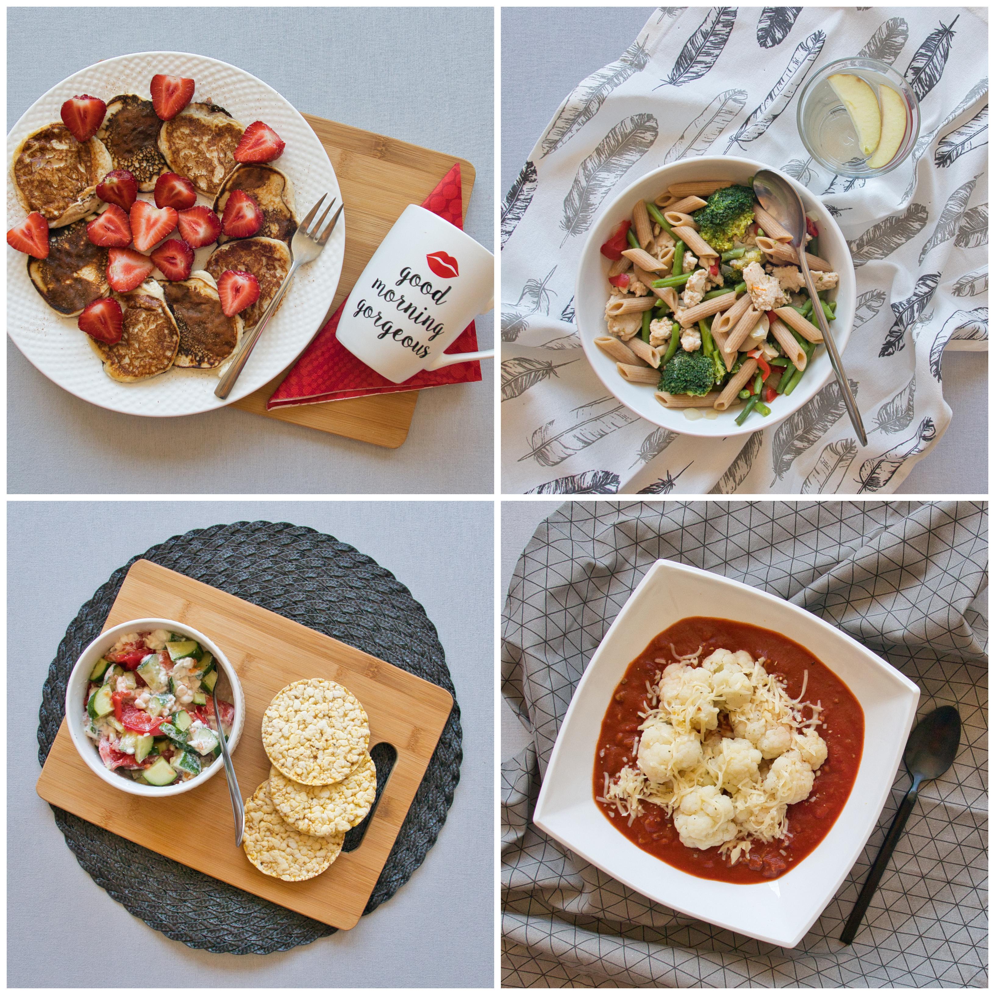 Menüü 7 – 1600 kalorit päevas