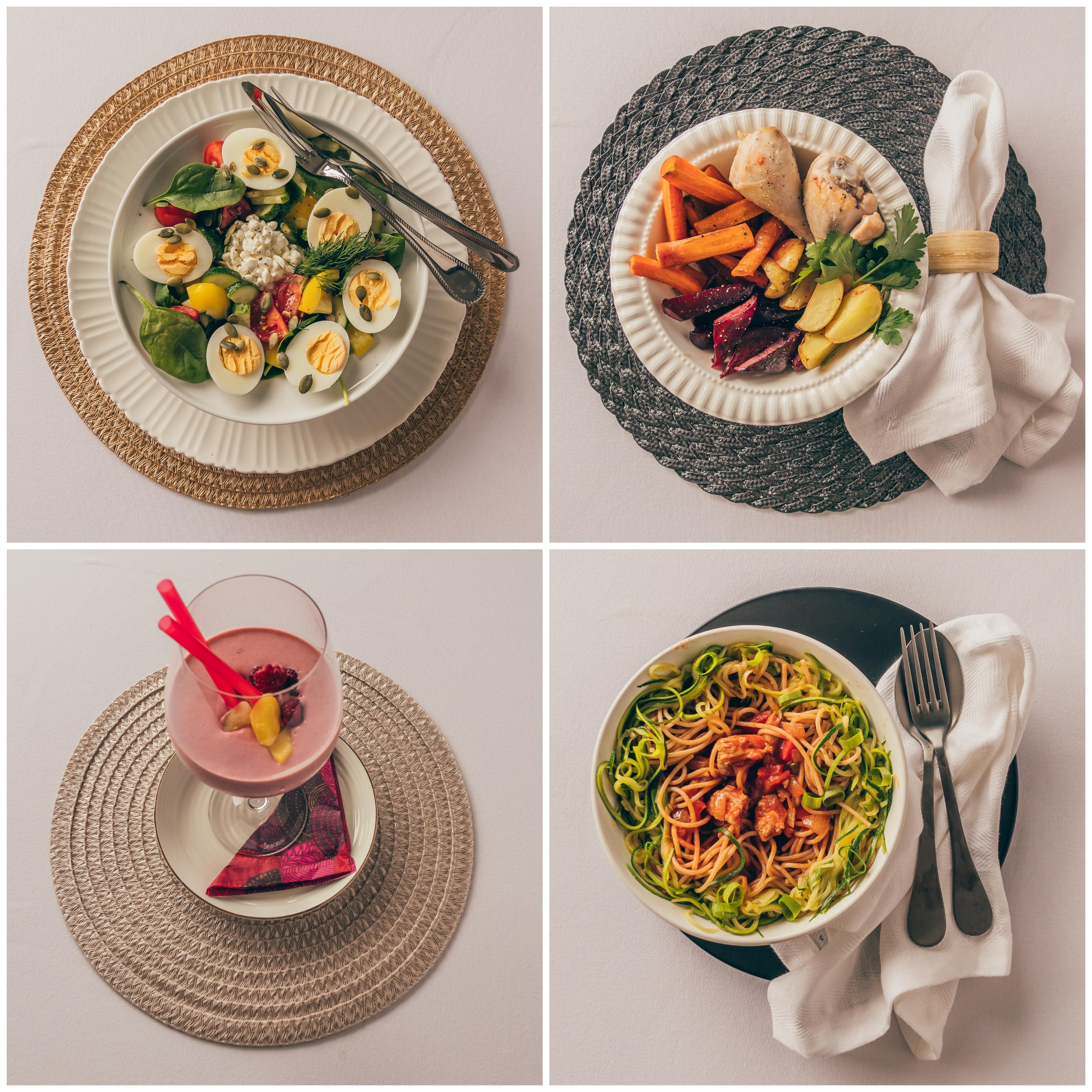 Menüü 13 – 2200 kalorit päevas