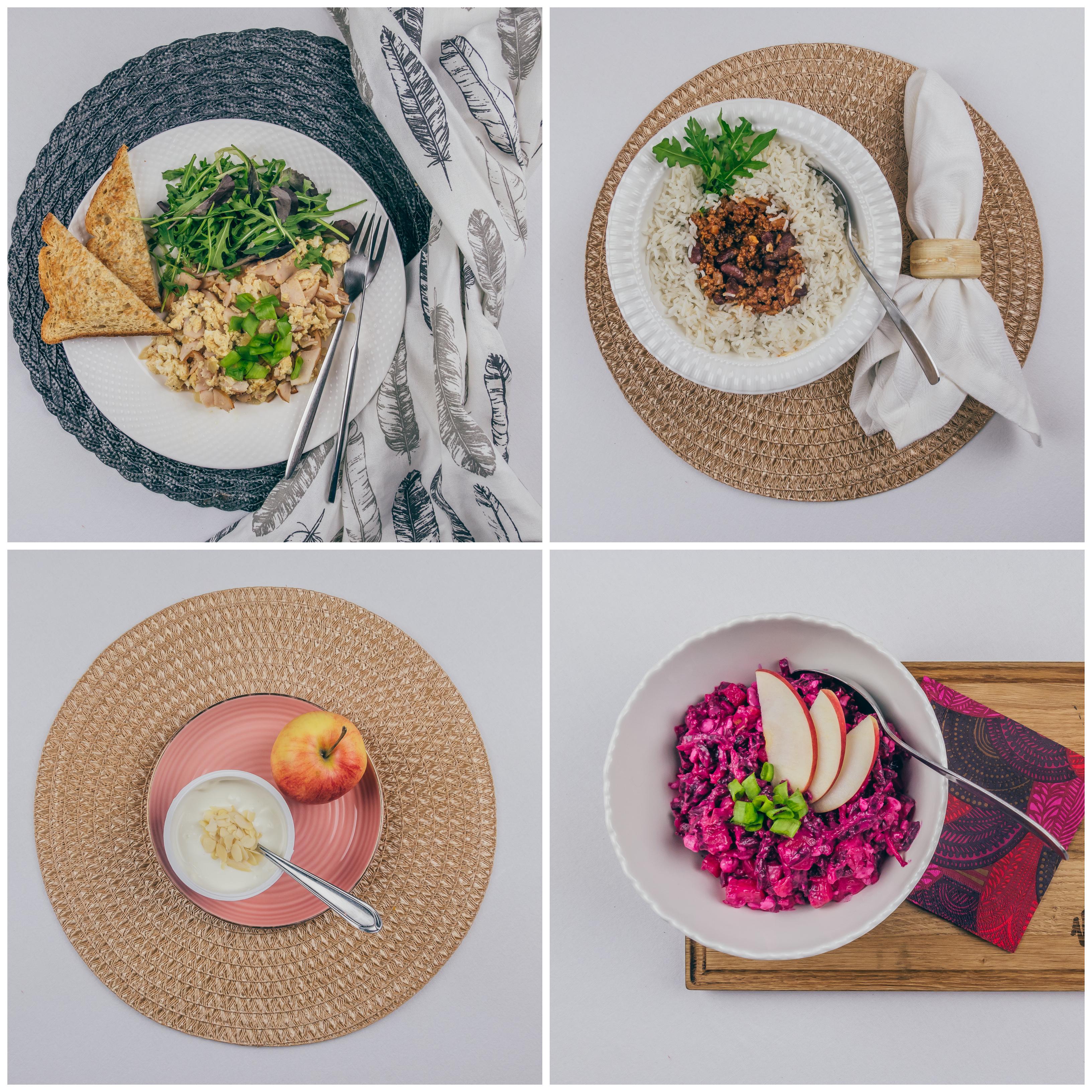 Menüü 16 – 1900 kalorit päevas