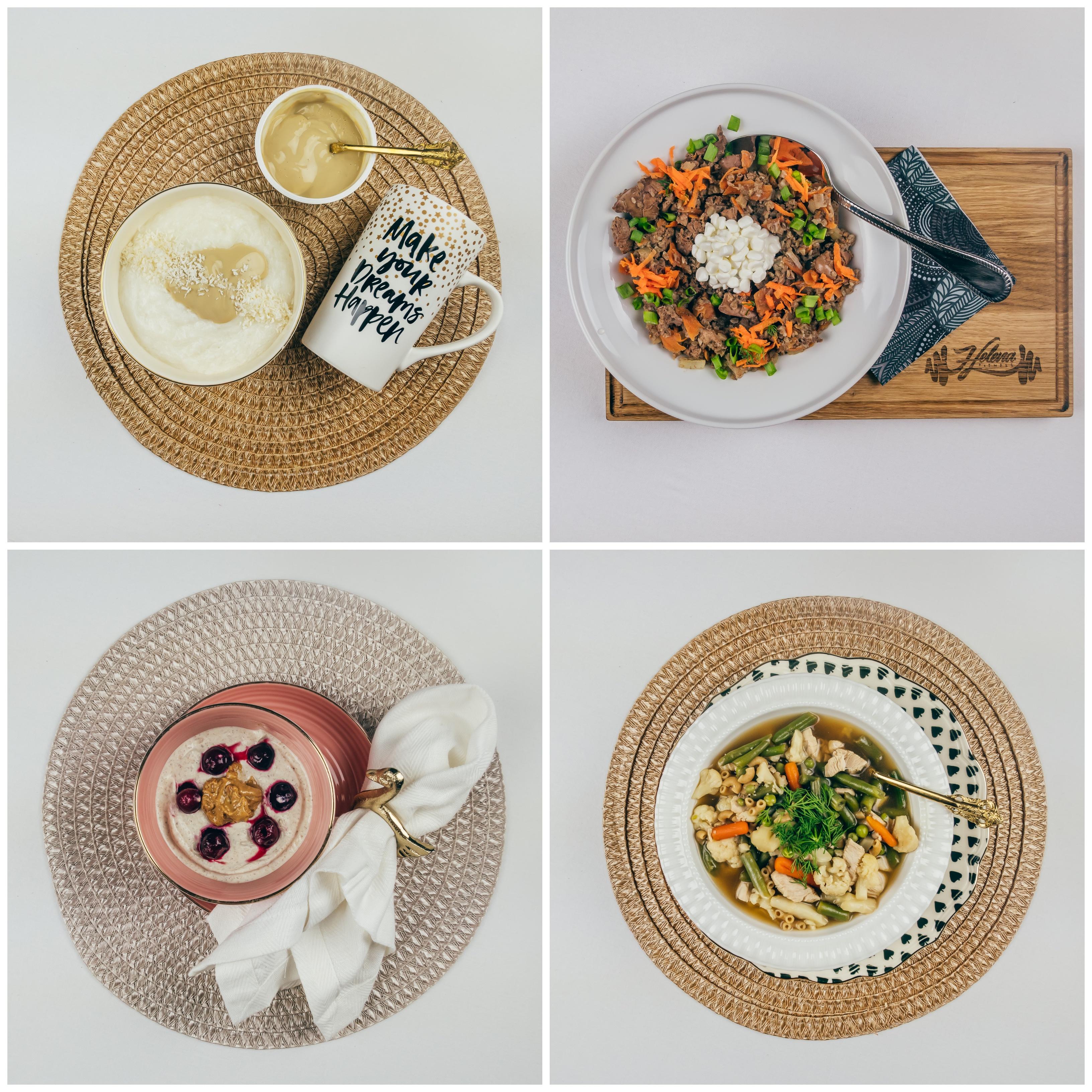 Menüü 17 – 2000 kalorit päevas