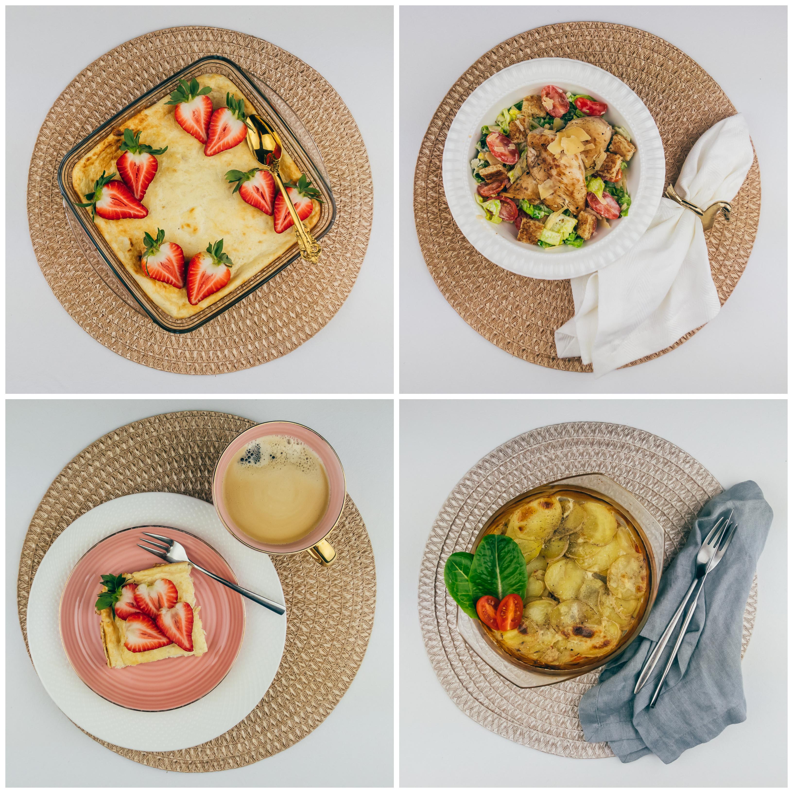 Menüü 19 – 1500 kalorit päevas