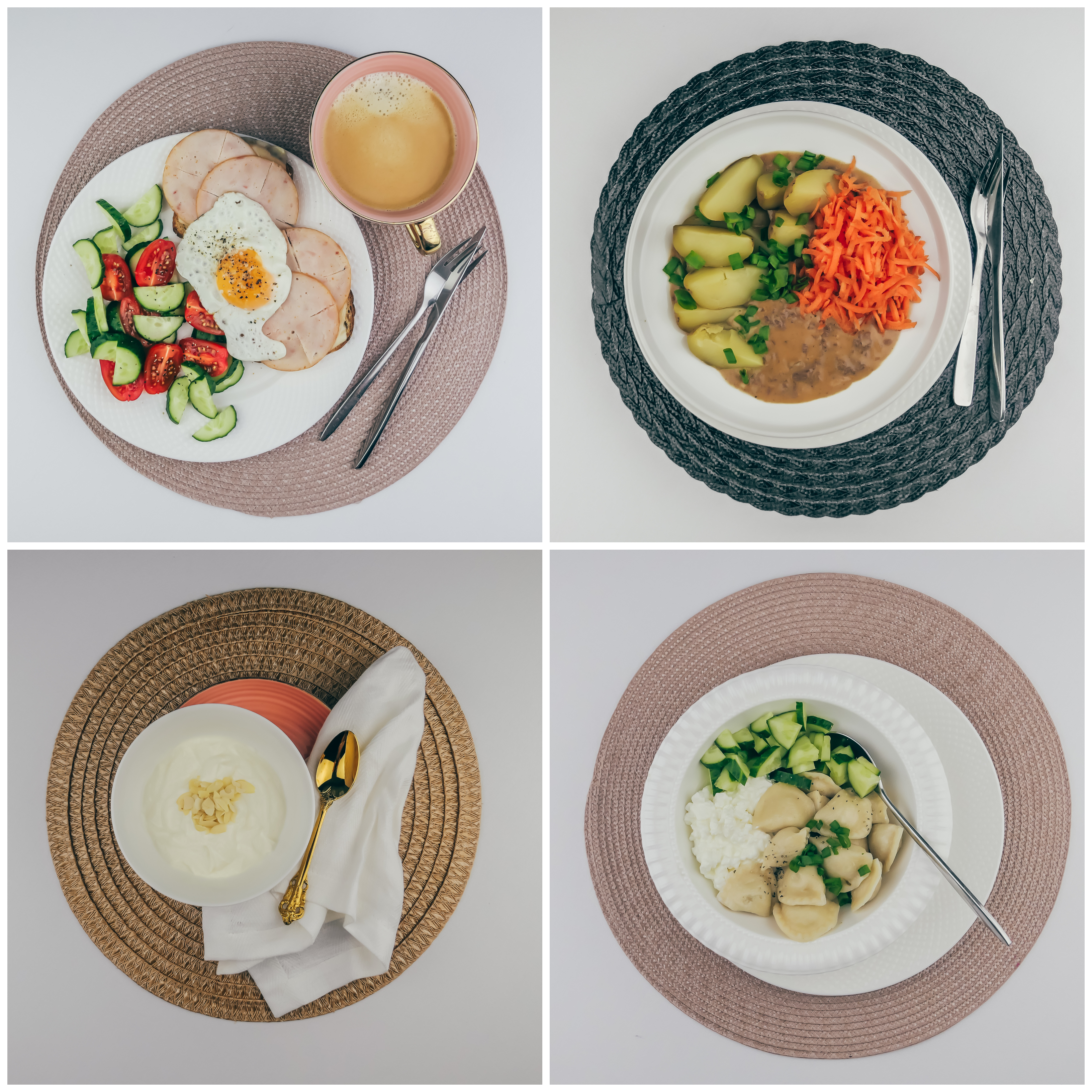 Menüü 21- 2400 kalorit päevas