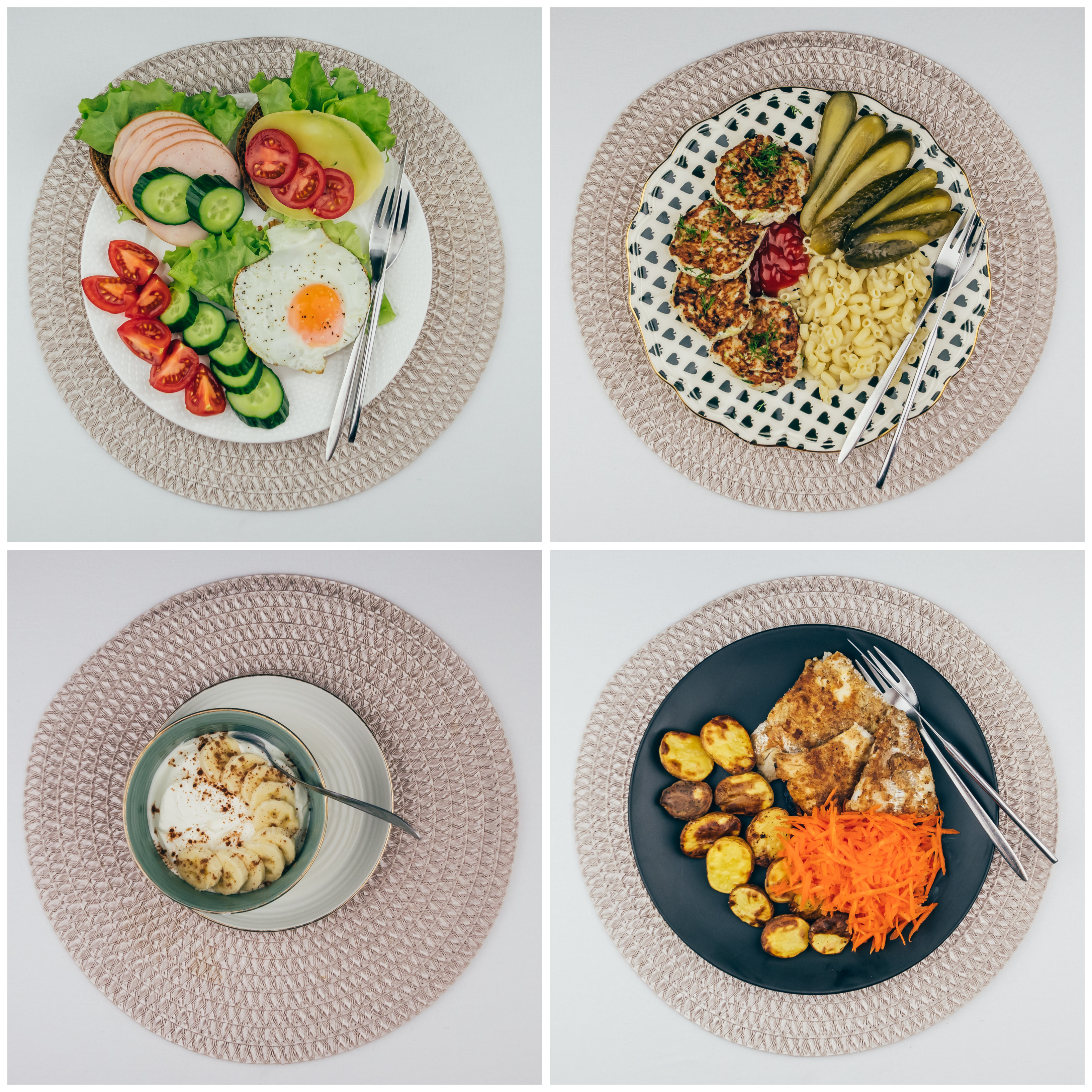 Menüü 27 – 2500 kalorit päevas