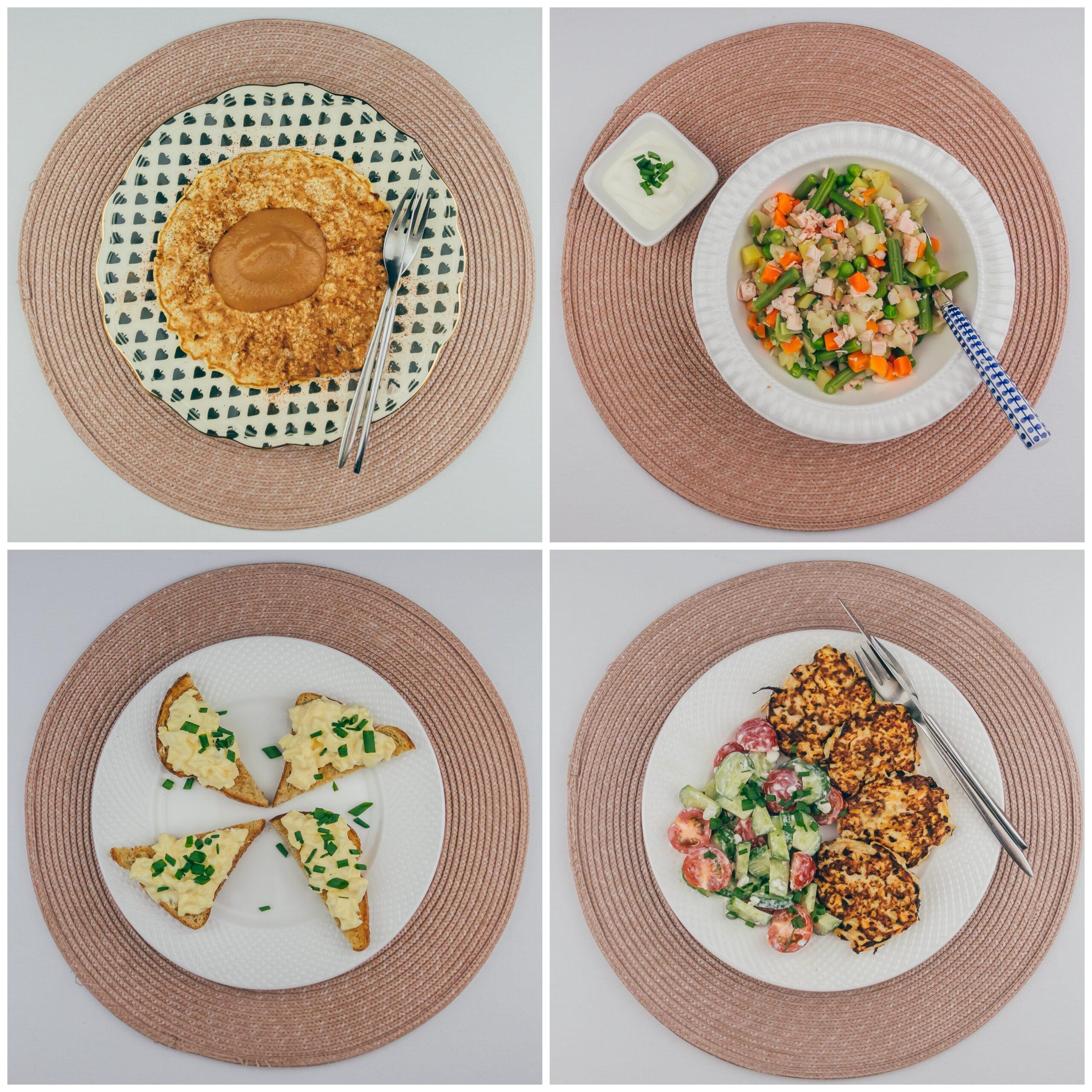 Menüü 33 – 1500 kalorit päevas