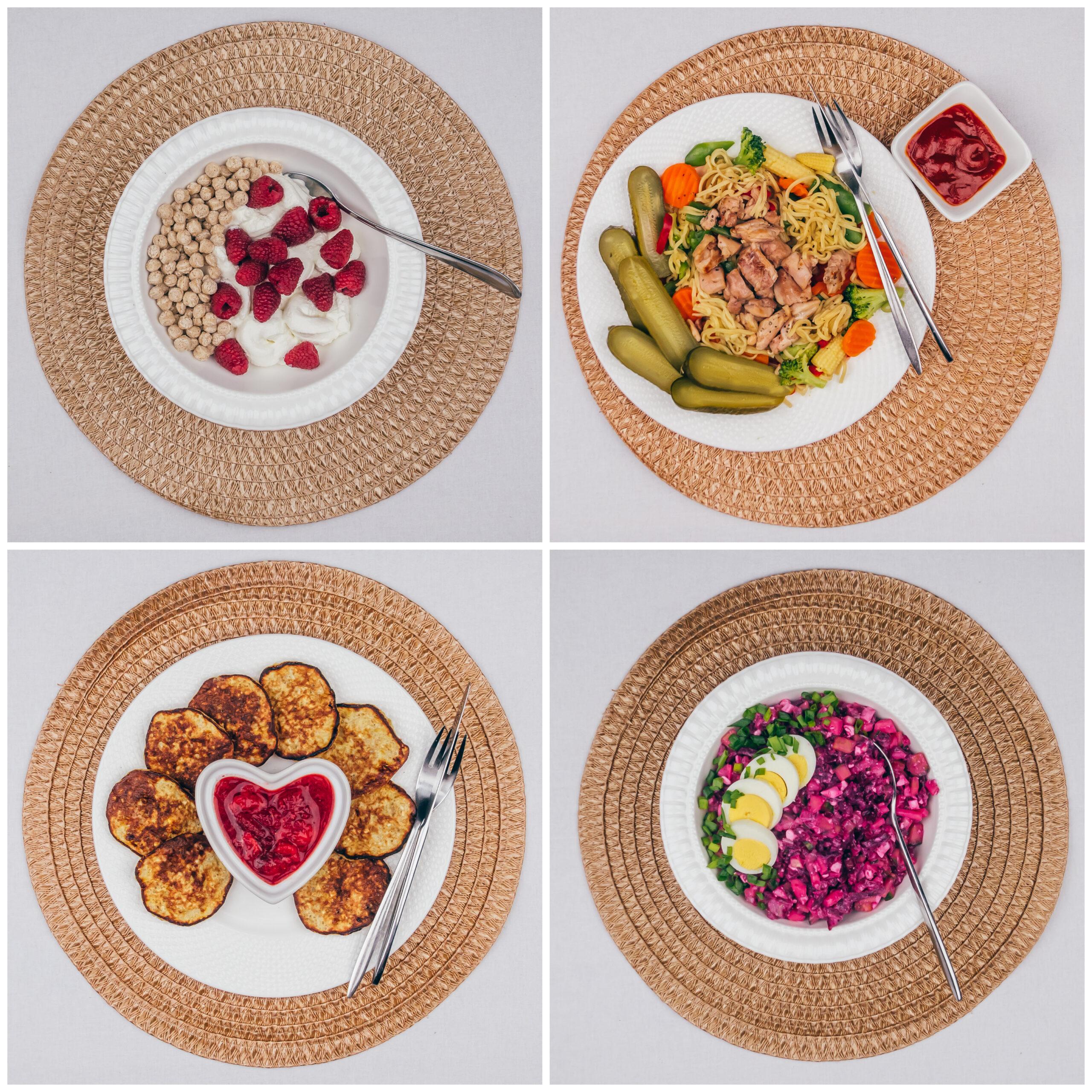 Menüü 35 – 1900 kalorit päevas
