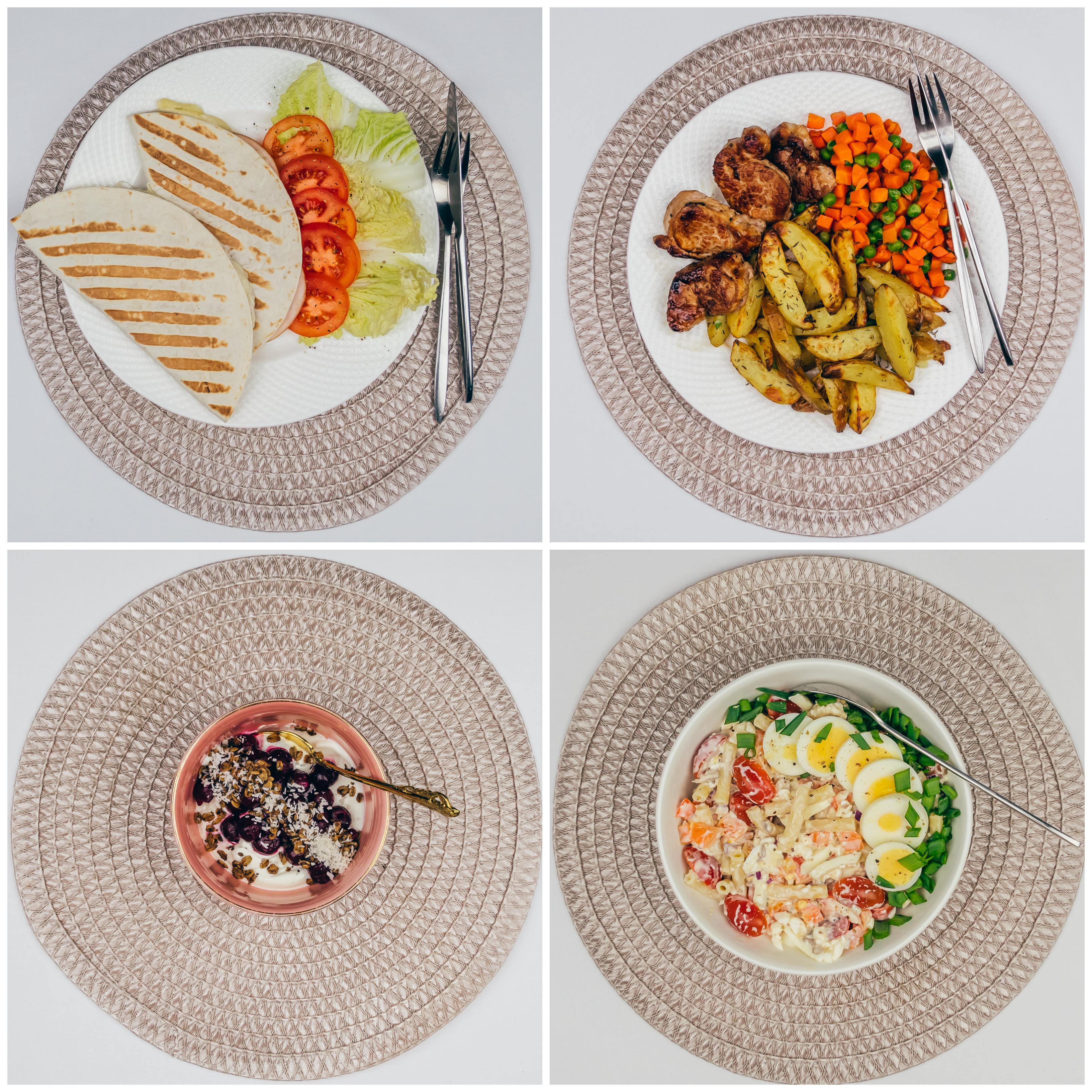 Menüü 36 – 1900 kalorit päevas