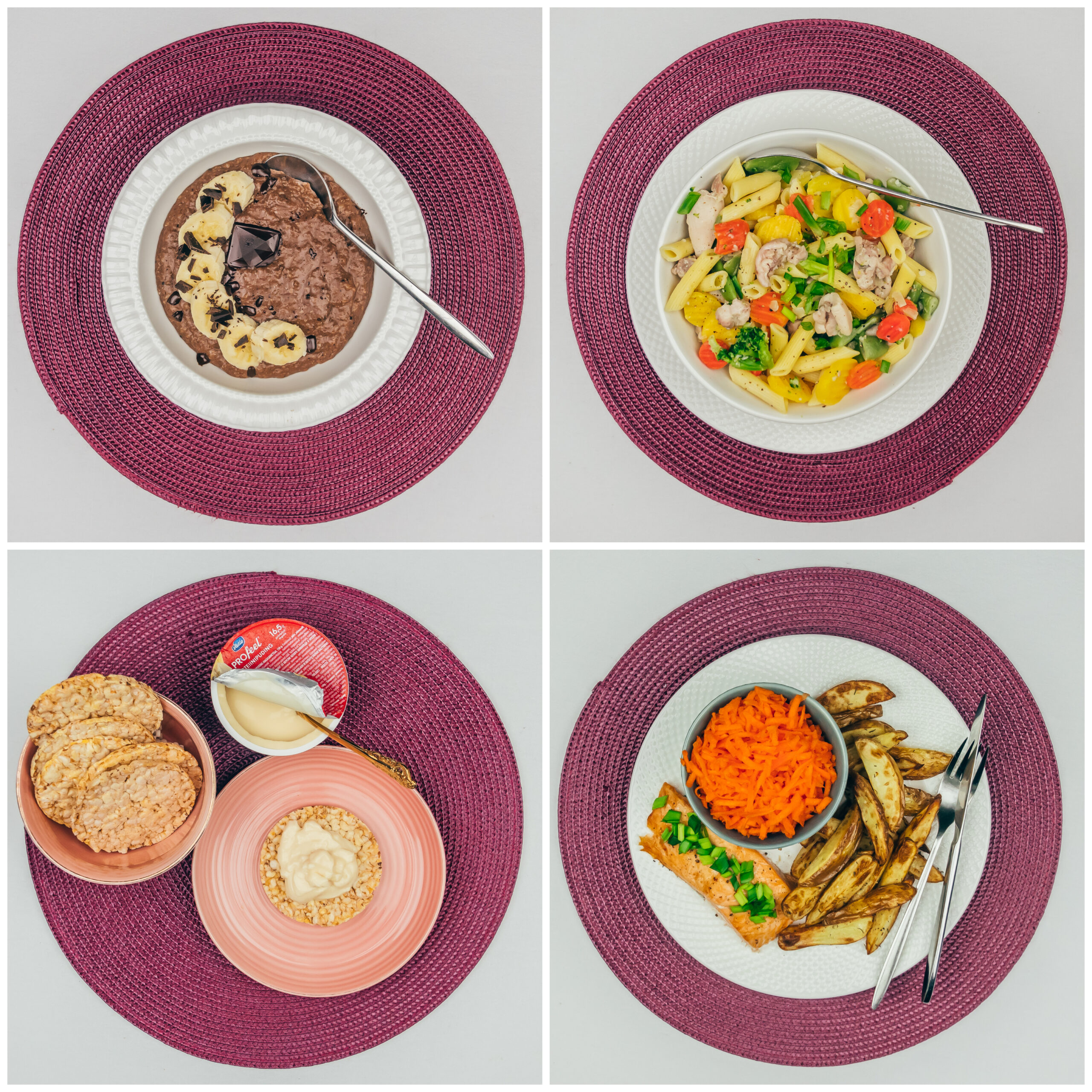 Menüü 37 – 1900 kalorit päevas