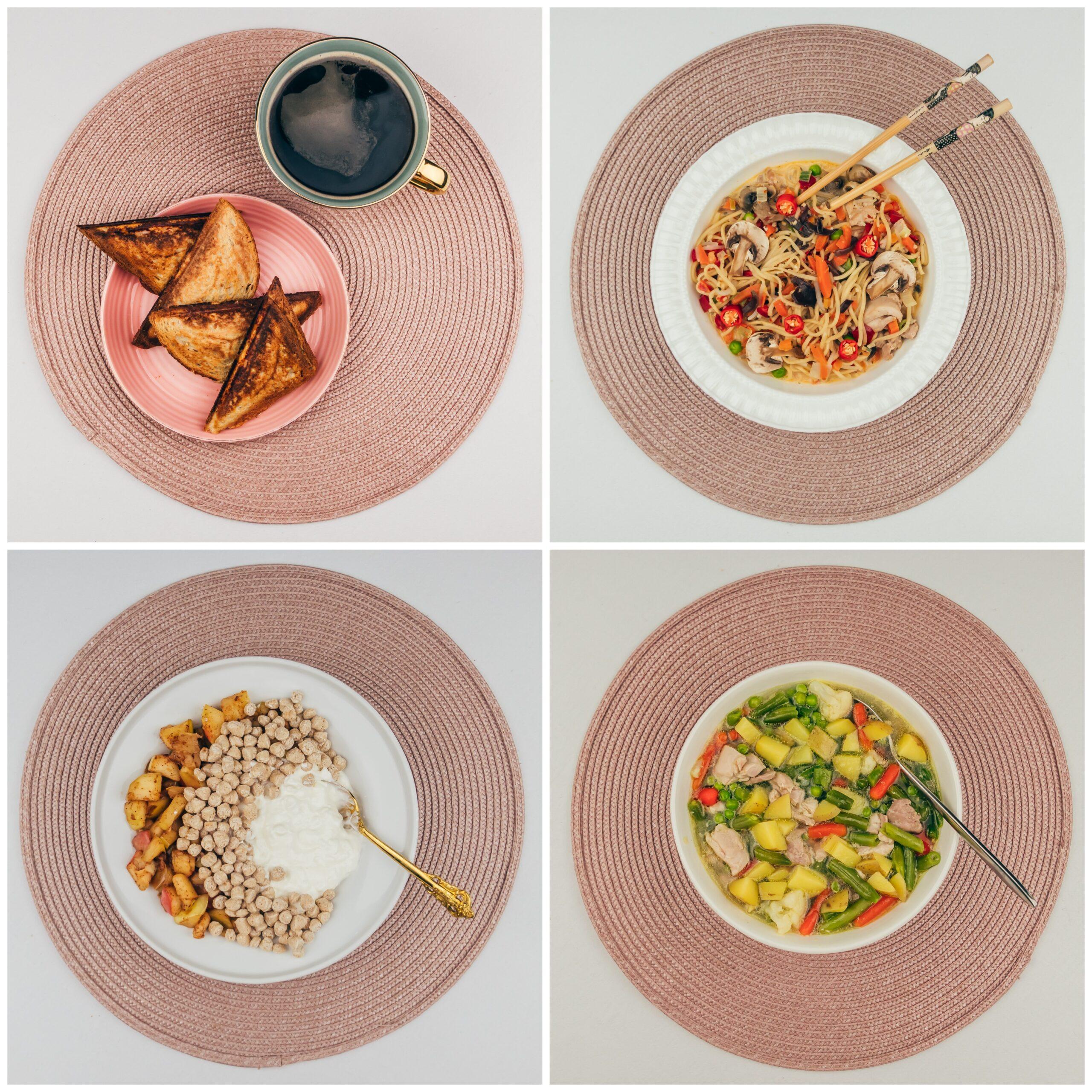 Menüü 39 – 2300 kalorit päevas